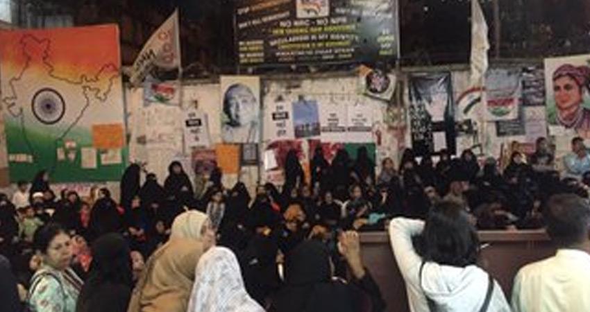 मुंबई: सीएए और जेएनयू हमले के विरोध में प्रदर्शन करने वालों को पुलिस ने जारी किया नोटिस