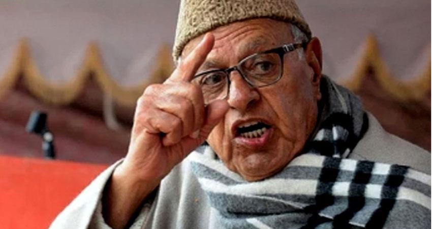 गुपकार गठबंधन ने किया साफ- जम्मू कश्मीर में जारी है घेराबंदी और दमन, सर्वदलीय बैठक से निराश