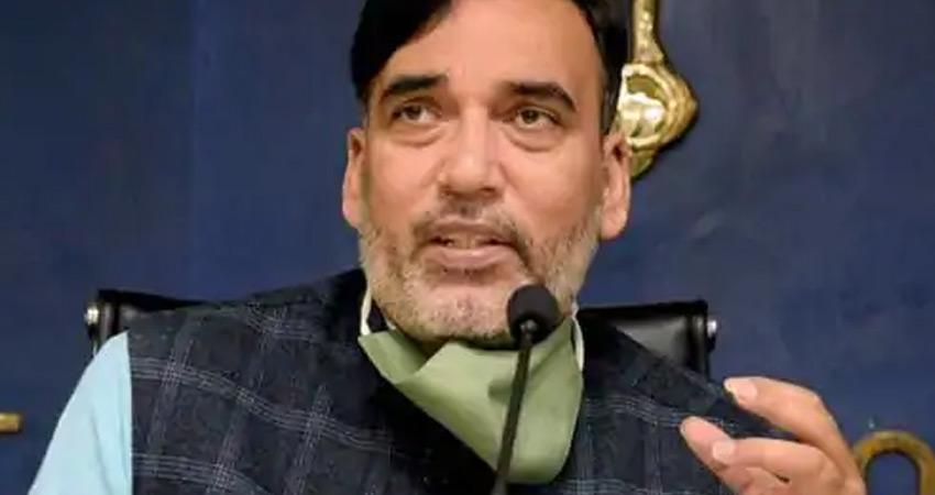 एमसीडी उपचुनावों में भाजपा को ''ऐतिहासिक बहुमत' से हराएंगे : आप नेता गोपाल राय