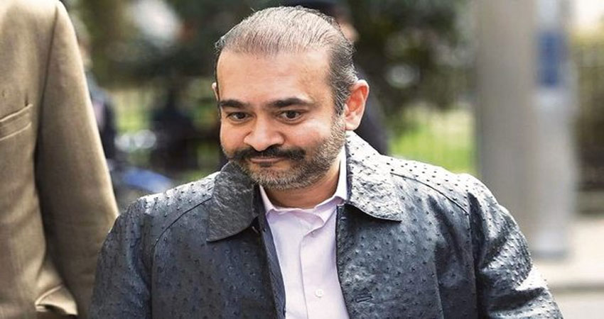 नीरव मोदी की जमानत याचिका को लंदन कोर्ट ने फिर किया खारिज