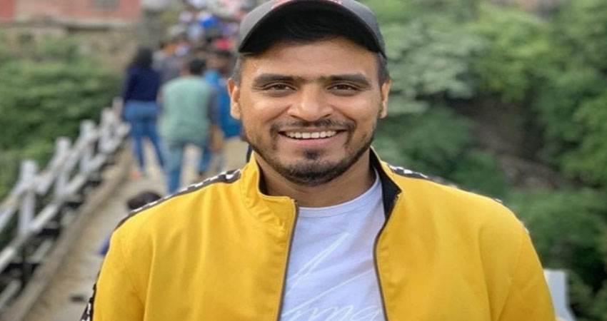 Video: सोशल मीडिया पर अमित भड़ाना का रैप वीडियो ''Parichay'' हुआ वायरल