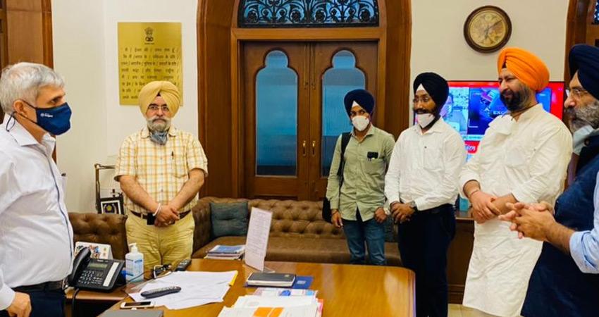 गिरफ्तार किए गए सिंहों की जल्द से जल्द रिहाई सुनिश्चित कराएंगे : मनजिंदर सिंह सिरसा