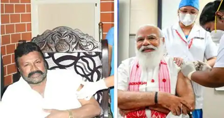 केंद्र ने घर पर मंत्री के कोविड टीका लगवाने की कर्नाटक सरकार से रिपोर्ट मांगी