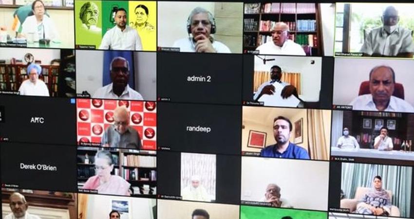 विपक्षी दलों ने संयुक्त बयान जारी कर मोदी सरकार के सामने रखी 11 सूत्री मांग, करेंगे प्रदर्शन