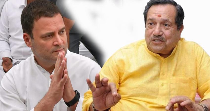 प्रज्ञा ठाकुर के बचाव में उतरी RSS, हेमंत करकरे को लेकर कांग्रेस पर किया वार