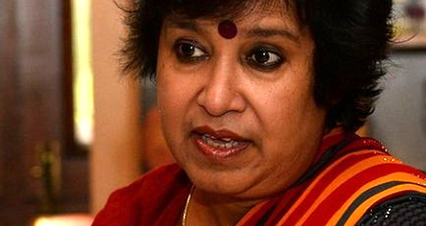 मोदी सरकार से स्थायी 'रेसीडेंस परमिट' चाहती हैं तस्लीमा नसरीन