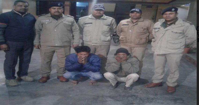 20 साल से फर्जी दस्तावेज के आधार पर दून में रह रहे बांग्लादेशी गिरफ्तार