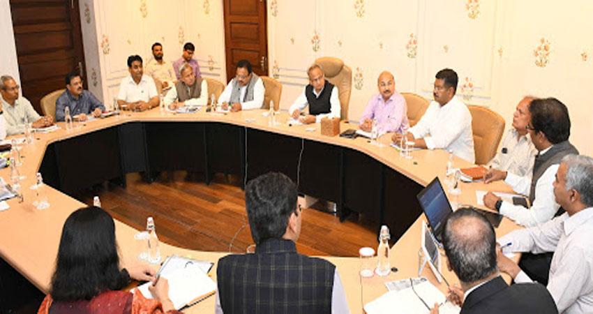 कोरोना वायरस: राजस्थान में जरूरी सेवाओं को छोड़कर सरकारी, अर्ध सरकारी विभाग 31 मार्च तक बंद
