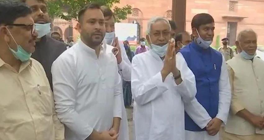 जातिगत जनगणना : नीतीश के नेतृत्वमें पीएम से मिले 10 दलों के नेताओं को अब निर्णय का इंतजार