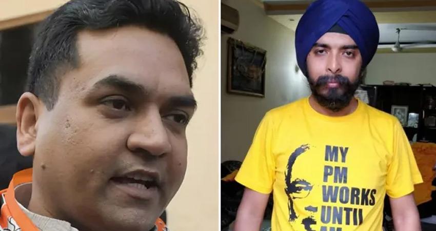 यति नरसिंहानंद के खिलाफ अब भाजपा नेता बग्गा और कपिल मिश्रा ने खोला मोर्चा