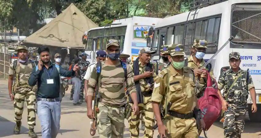 बिहार विधानसभा चुनाव : पहले चरण के मतदान के लिए सुरक्षा कड़ी