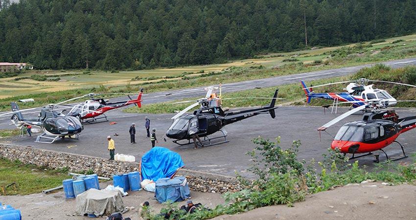 चारधाम यात्रा के लिए फिर सक्रिय हुईं हवाई कंपनियां, बरसात की वजह से ठप पड़ी थीहवाई सेवा