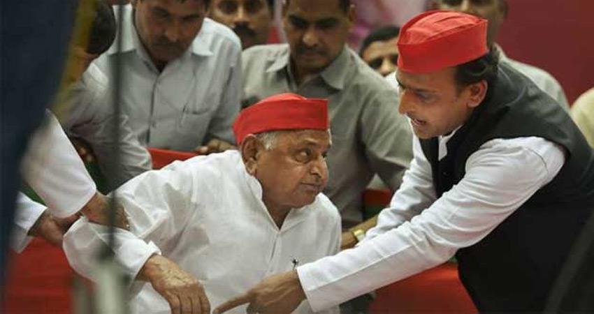 मुलायम सिंह फिर अस्पताल में भर्ती, दोपहर को CM योगी ने की थी मुलाकात