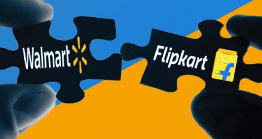 वॉलमार्ट ने लगाई फ्लिपकार्ट की बड़ी हिस्सेदारी खरीदने की डील पर मुहर
