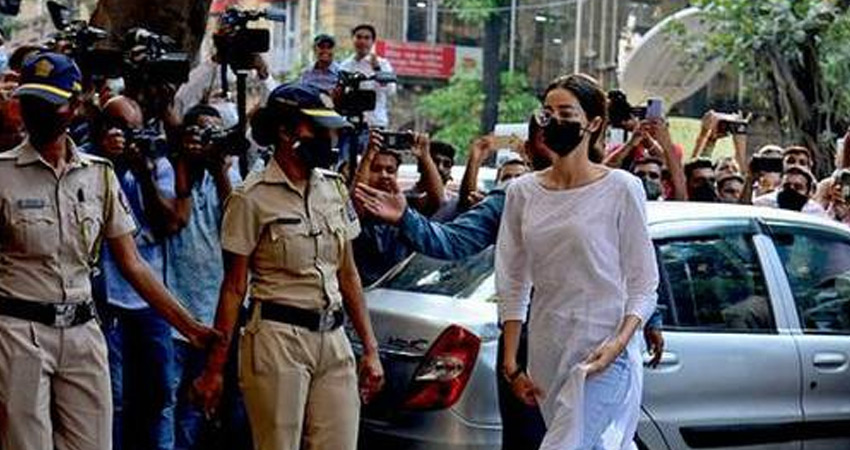 ड्रग्स मामला: आर्यन खान की हिरासत बढ़ी, अनन्या पांडे से NCB फिर करेगी पूछताछ