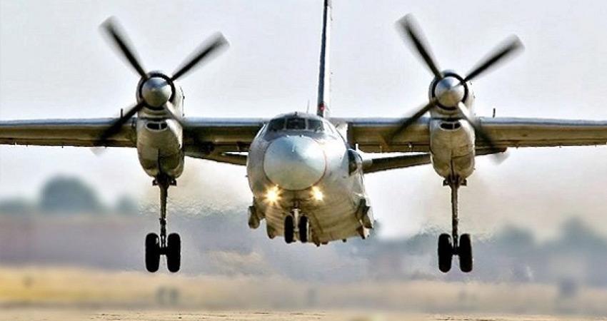 एएन-32 विमान के दुर्घटनास्थल तक नहीं पहुंच पाए वायुसेना के बचावकर्मी