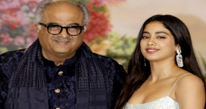 धड़क मूवी की सफलता पर बोनी कपूर ने आगे के लिए जाह्नवी को दिया गुरुमंत्र, कहा...