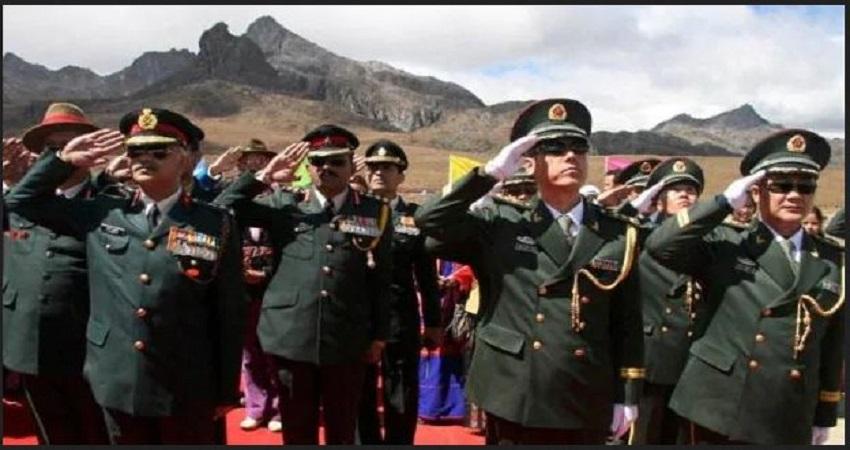 भारत और चीन के बीच वीडियो कॉन्फ्रेंसिंग पर ताजा हालातों पर हुई चर्चा, कोरोना पर भी रखे विचार