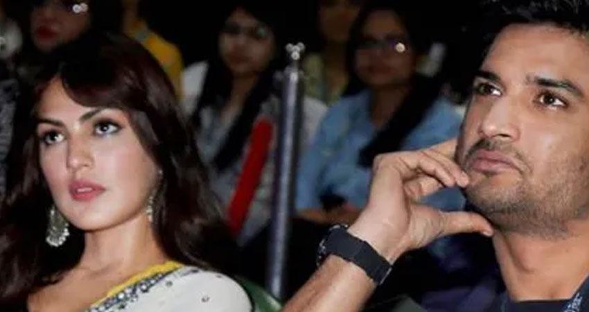 रिया बोलीं- मां को छोड़ देने की वजह से अपने पिता से नाराज थे सुशांत राजपूत