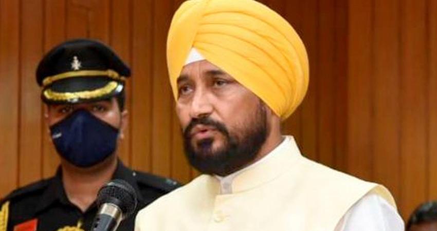 अमित शाह से मुलाकात में सीएम चन्नी ने लखीमपुर घटना का मुद्दा उठाया