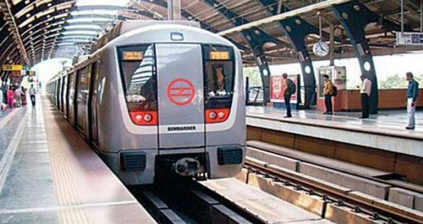 Delhi: प्रारंभिक परीक्षा में विफल छात्र ने की मेट्रो के आगे कूदकर आत्महत्या की कोशिश