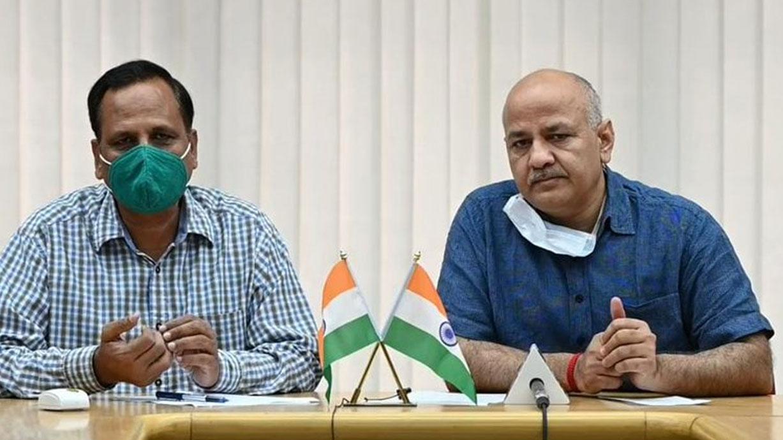 सत्येंद्र जैन ने किया साफ- दिल्ली में डेल्टा प्लस स्वरूप का अब तक कोई केस नहीं