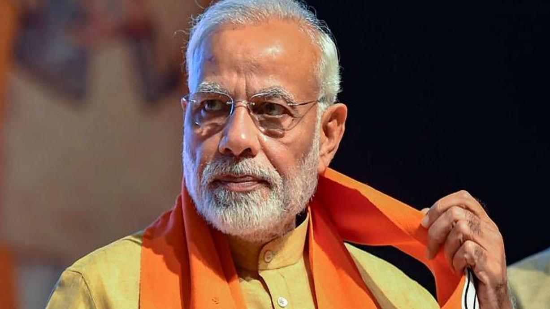 भाजपा सरकार के मंत्री ने लॉन्च की मोदी आरती, कांग्रेस ने कसा तंज