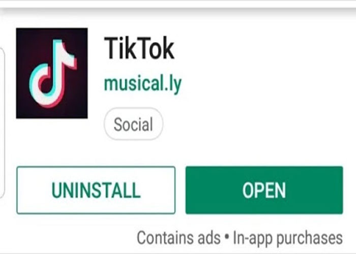Download Tik Tok From Play Store