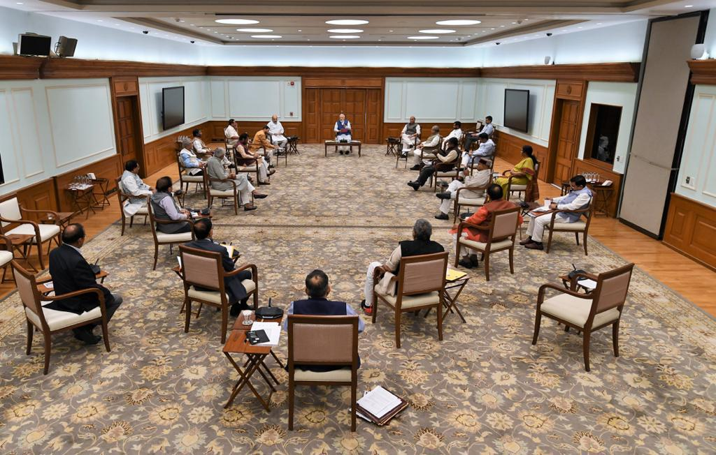 PM cabinet meeting