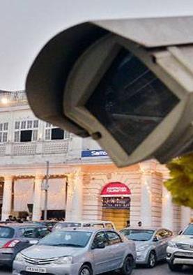 राजधानी में डेढ़ लाख CCTV कैमरे लगाने का काम शुरू, आपराधिक मामले सुलझाने होंगे आसान