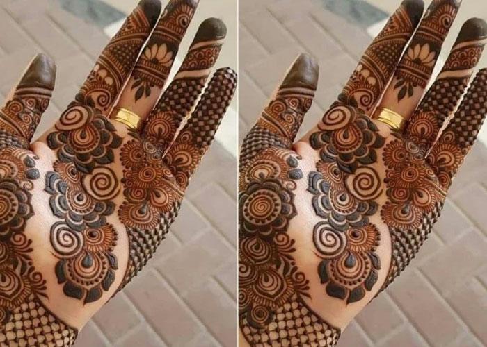 special mehndi design navodaya times