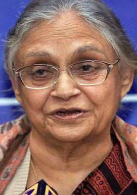 कांग्रेस में लवली की घर वापसी पर शीला दीक्षित का बयान, कहा - देर आये दुरुस्त आये