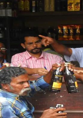 देश में शराब का सेवन करने वालों की संख्या इतने करोड़