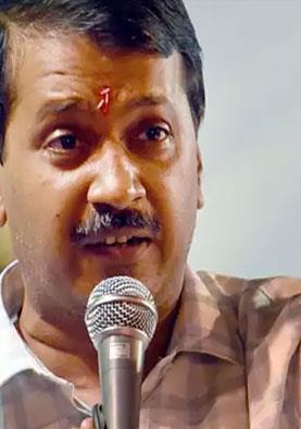 केजरीवाल ने मोदी-गुप्ता को लेकर भाजपा को दी ईमानदारी की चुनौती, निशाने पर पीएम मोदी