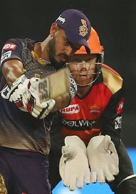 #KKRvSRH: अपने पहले मैच में कोलकाता ने हैदराबाद को 6 विकेट से हराया
