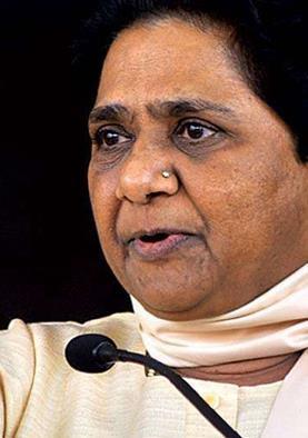 मायावती बोलीं - भाजपा और कांग्रेस से समझौते का सवाल ही नहीं