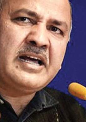 मनीष सिसोदिया ने दिल्ली पुलिस पूछताछ के बाद भाजपा पर निकाली भड़ास