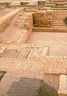 जलवायु परिवर्तन के कारण संभवत: खत्म हुई सिंधु...