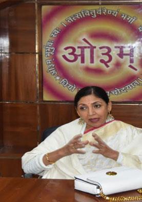 फेस्टिवल लिटरेचर में बोलीं अभिनेत्री दीप्ति...